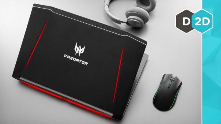 Acer Helios 300 – Jogos mais Baratos com 144 Hz de tela