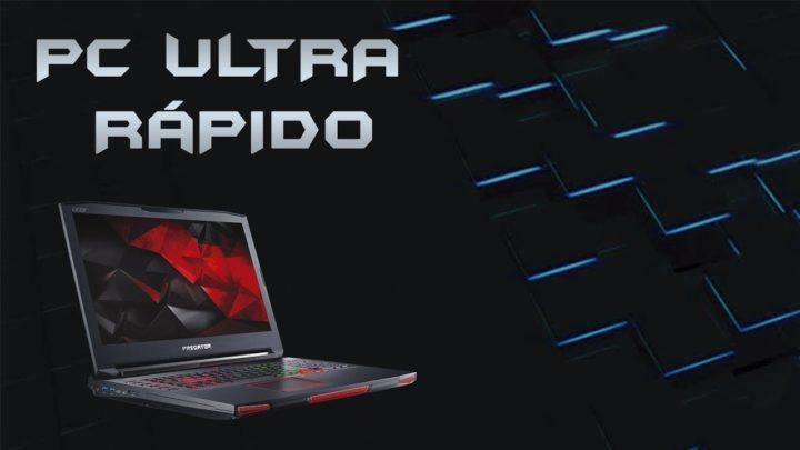 Como acelerar seu computador de graça