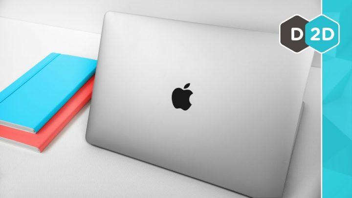 O Que Mais Melhorou MacBook Pro!
