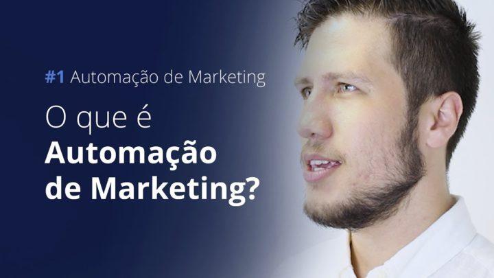 O que é Automação de Marketing?