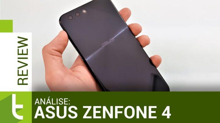Asus Zenfone 4: o intermediário mais rápido que o dinheiro pode comprar | Review do TudoCelular