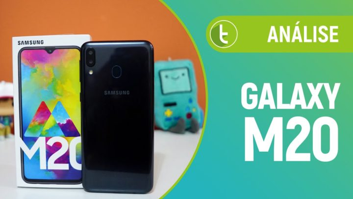 Galaxy M20 é o esperado bom e barato da Samsung | Análise / Review