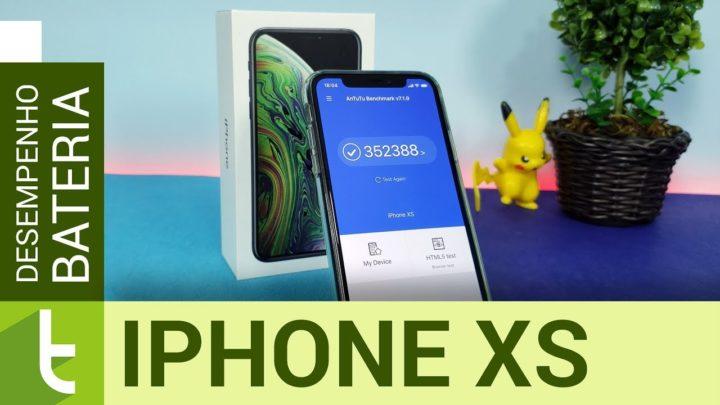 iPhone XS tem bateria mediana e velocidade tão insana quanto seu preço