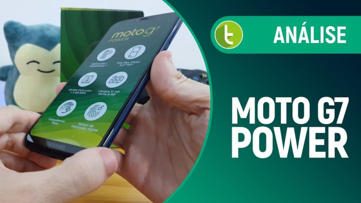 Moto G7 Power sucede G6 Play com mais bateria e sem descuidar do resto | Análise / Review