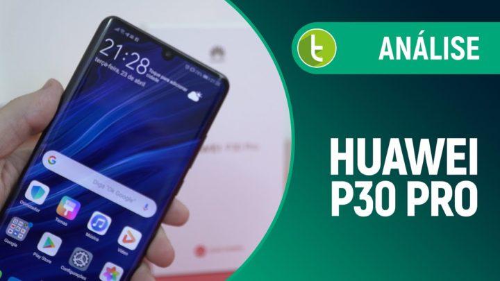 P30 Pro: cartão de visitas da Huawei abala rivais no Brasil | Análise / Review
