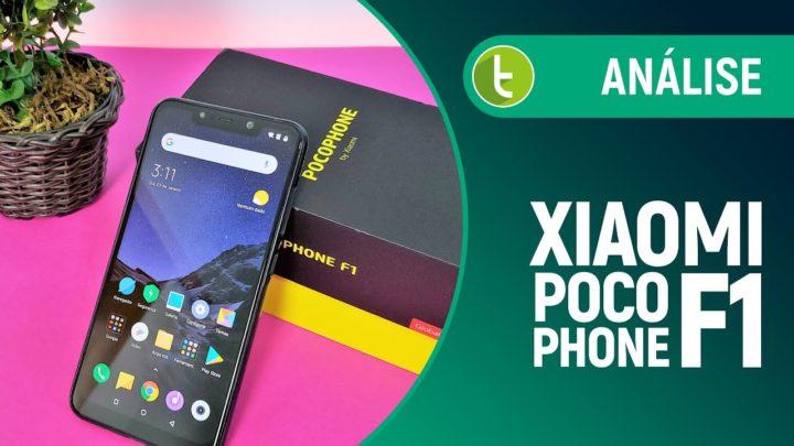 Xiaomi Pocophone F1 oferece ótimo conjunto com preço imbatível   Análise / Review