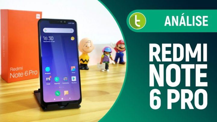 Xiaomi Redmi Note 6 Pro: um rival barato para Moto G7 Plus e Galaxy A8 | Análise / Review