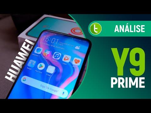 HUAWEI Y9 PRIME: CÂMERA POP-UP e TELA GRANDE sem abusar no preço | Análise / Review