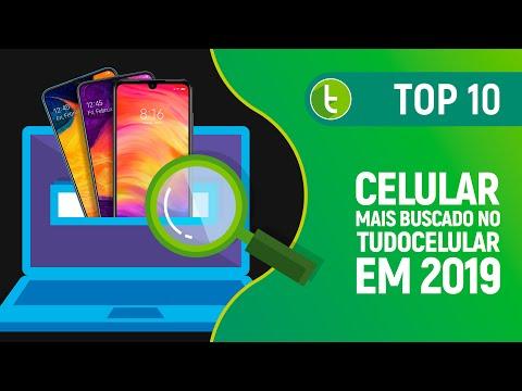 TOP 10: celular MAIS BUSCADO no TudoCelular em 2019