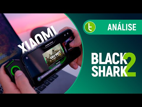 XIAOMI BLACK SHARK 2: como celular é um BOM CONSOLE PORTÁTIL | Análise / Review