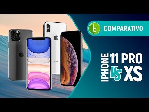 Apple iPhone 11 Pro vs XS: vale a pena o upgrade? | Comparativo