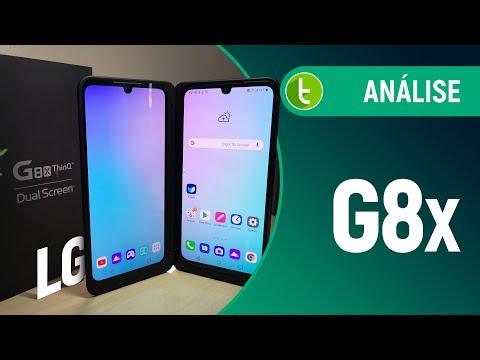 G8x é a RESPOSTA da LG ao CELULAR DOBRÁVEL   Análise / Review