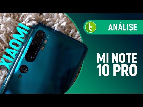 XIAOMI MI NOTE 10 PRO: MELHOR INTERMEDIÁRIO de 2019 compete com tops de linha | Análise / Review