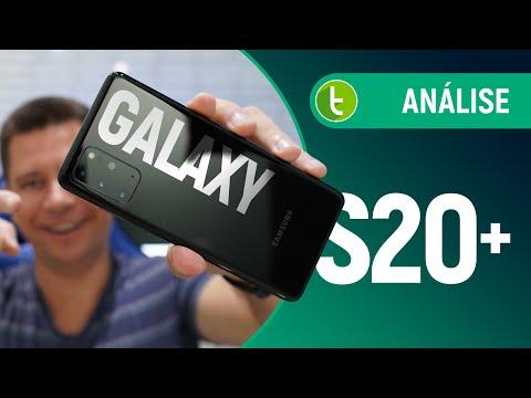 GALAXY S20 PLUS DEVERIA SER batizado de S10s PLUS | Análise / Review