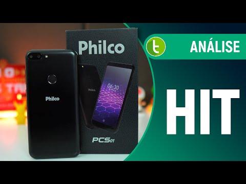 PHILCO HIT PCS01 ACERTA na proposta PARA USUÁRIOS BÁSICOS | Análise / Review
