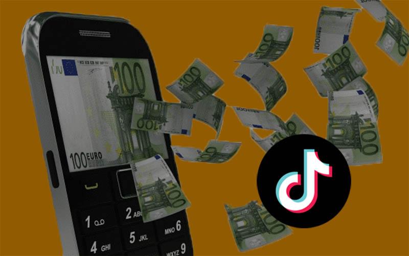 como ganhar dinheiro com tiktok assistindo videos