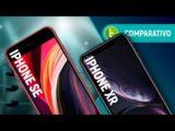 IPHONE XR vs IPHONE SE: vale comprar o MAIS NOVO, mesmo MAIS SIMPLES? | Comparativo