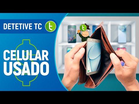 Comprar CELULAR NOVO pagando com o usado em PROGRAMA DE TROCA VALE A PENA?! | Detetive TC