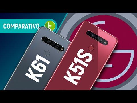 LG K61 vs K51S: cadê o celular CUSTO BENEFÍCIO de 2020?   Comparativo