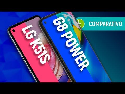 K51S vs MOTO G8 POWER: LG é CAPAZ de COMPETIR com a MOTOROLA? | Comparativo