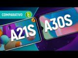GALAXY A21S vs A30S: qual INTERMEDIÁRIO Samsung é uma MELHOR escolha? | Comparativo