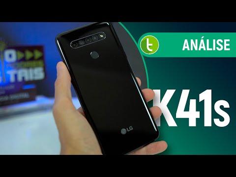 LG K41S mantém fama de CELULAR BOM e BARATO do antecessor? | Análise / Review